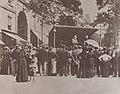 Atget, Eugène - Leben und Arbeitswelt, Fest der Invaliden (Zeno Fotografie).jpg