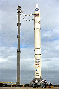 アテナ (ロケット)'s relation image