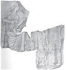 Sacrifice relief (Acropolis Museum n. 581)
