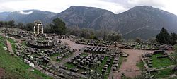 Athina Pronaia Sanctuary at Delphi.jpg