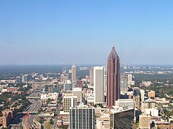 Atlanta-midtown-south-view