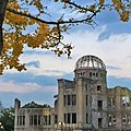 Atomic Bomb Dome ,Hiroshima Peace Memorial, Hiroshima, Japan - panoramio.jpg