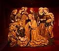 Au musée de l'Oeuvre Notre-Dame - Nativité (Alsace-vers 1470) (14420430746).jpg
