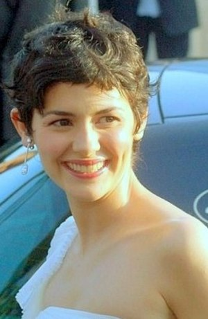 Audrey Tautou - Tautou at the 2006 Cannes Film Festival.