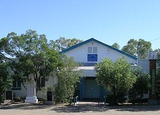 Augathella - Memorial Hall, Augathella