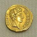 Auguste aureus de Rome C des M.jpg