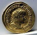 Aureo di gordiano III, 243 dc., roma.jpg