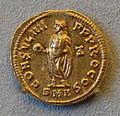 Aureus of 1-60th of a Roman pound, Diocletianus, Antiochia, 290 AD - Bode-Museum - DSC02594.JPG