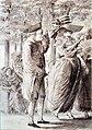 Ausstellung 'Der Zeit voraus - Drei Frauen auf eigenen Wegen' - Stadtmuseum Rapperswil - Marianne Ehrmann-Brentano, Schauspielerin in Bern 1784, Theatergruppe Koberwein 2015-09-05 16-15-56.JPG