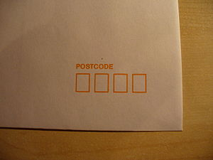 Postcodes in Australia - Australian postcodes have four digits; many envelopes for posting within Australia show this.