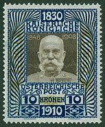 Austria 1910 10k Franz Josef