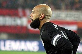 image illustrative de l'article Tim Howard