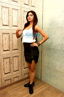 Avani Modi at Calendar Girls Media Meet 2015.jpg