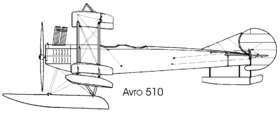 Image illustrative de l'article Avro 510