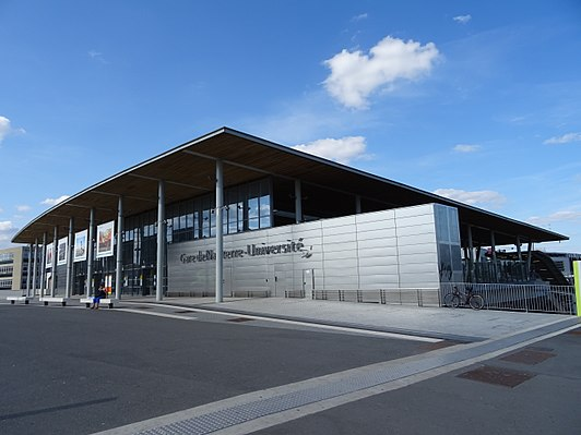Gare de Nanterre – Université