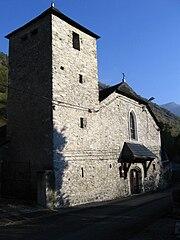 Eglise de Béon.