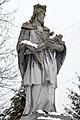 Böhönye, Nepomuki Szent János-szobor 2021 06.jpg