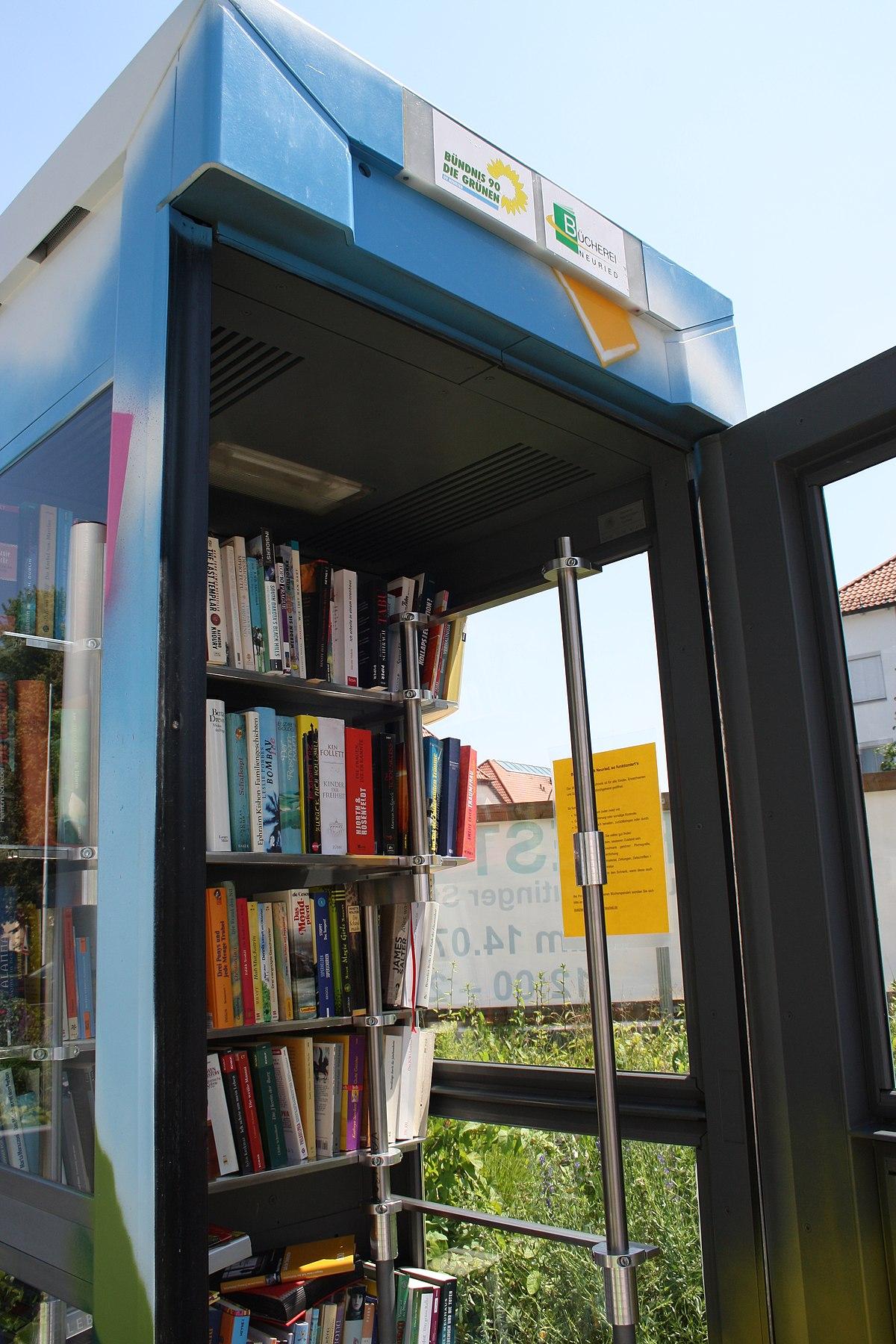 Liste öffentlicher Bücherschränke in Deutschland – Wikipedia