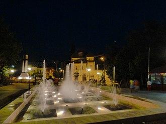 Băile Govora - Image: Băile Govora – Parcul Băilor