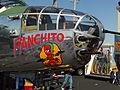 B-25 bomber Panchito.JPG