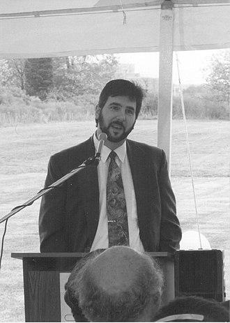 Barry Karr - Image: B Kopening 1995