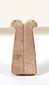 BMVB - amulet egipci. Ploma d'Amón - núm. 3943.JPG