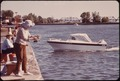 BOATING AND FISHING ARE POPULAR SPORTS ON THE NIAGARA RIVER - NARA - 552045.tif