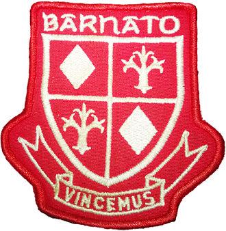 Barnato Park High School - BPHS Badge