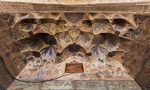 Ganjali-khan baths, Kerman, Iran