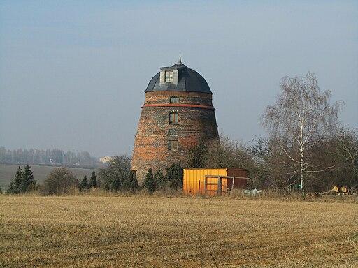 Baalberge, Windmühle