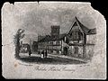 Bablake Hospital, Coventry, Warwickshire. Etching, 1850. Wellcome V0012510.jpg