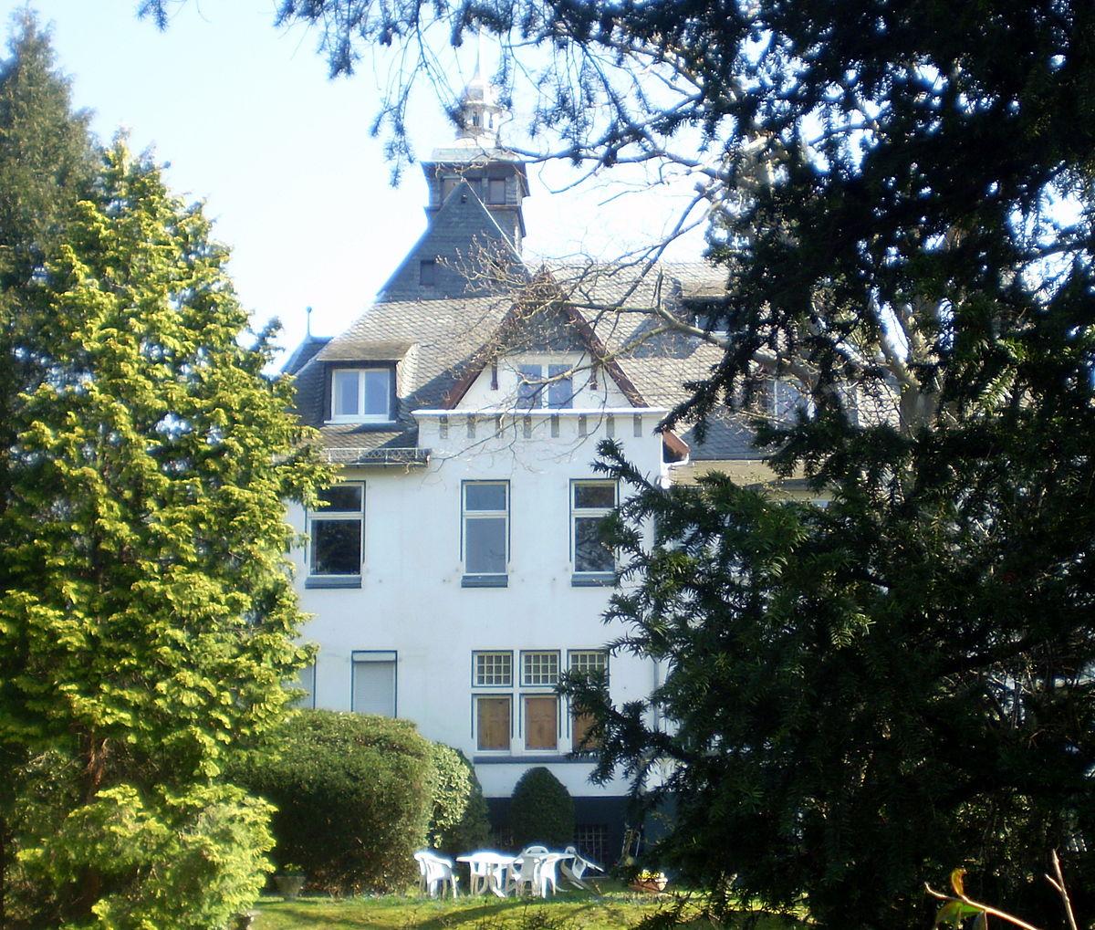 Architekt Bad Honnef burg arntz