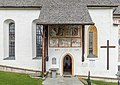 Bad Kleinkirchheim St Oswald Kirchweg 16 Pfarrkirche hl Oswald Portal 17092015 7559.jpg