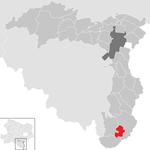 Bad Schönau in the WB.PNG district