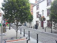 Ballina library, Pearse St. Ballina, Co Mayo, Ireland.jpg