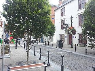 Ballina, County Mayo - Pearse Street, Ballina