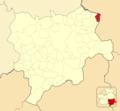 Balsa de Ves municipality.png