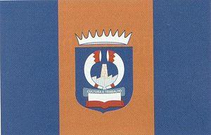 Estância, Sergipe - Image: Bandeira estanciase