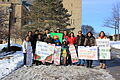 Bangladeshi in Cornell University and Ithaca are expressing their solidarity with Shahbag.jpg