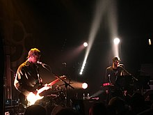 Banks & Steelz @ Lincoln Hall, Chicago 9-8-2016 (29388339053).jpg