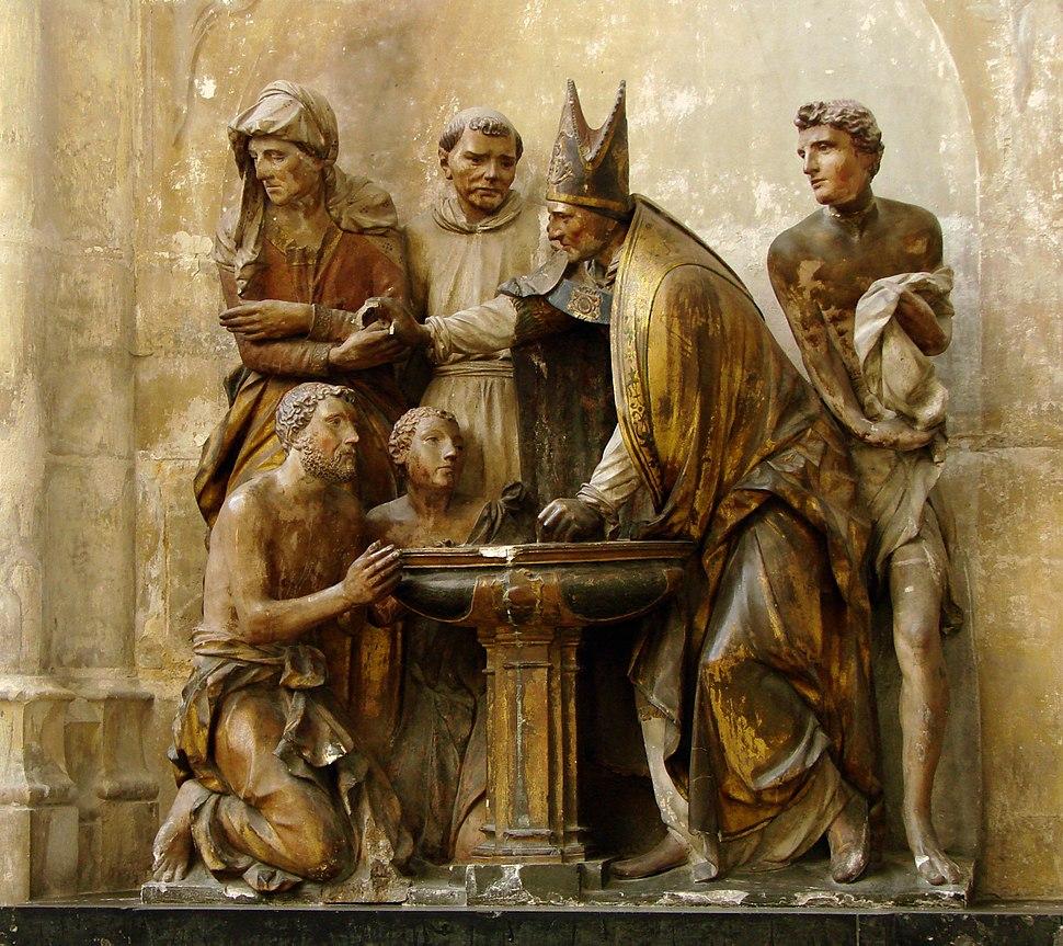 Baptême Cathédrale de Troyes 290308