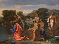 Baptême du Christ - Poussin - Former Wemyss Collection.jpg