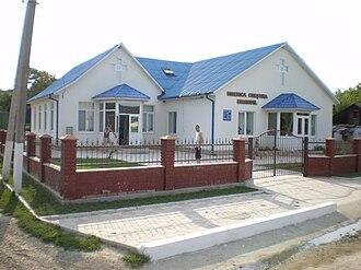 Călărași District - Baptist church in Bravicea
