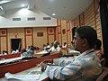 Baramati, Maharashtra, India. 06 Conference in progress.jpg