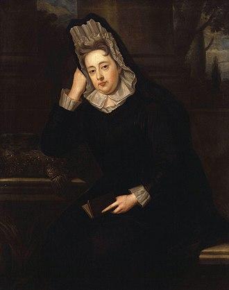 Barbara Palmer, 1st Duchess of Cleveland - Barbara Palmer circa 1705