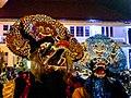 Barongan Street Perform in Ruwatan Nuswantara Malang.jpg