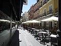 Bars and restaurants, Carrer Castaños, Alicante, 16 July 2016 (1).JPG