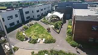 Barton Peveril Sixth Form College - Wikipedia