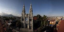 Capital of San Romero.