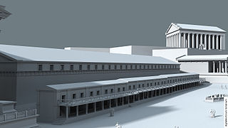 Basilica Form of large public building in classical architecture and type of church